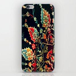 Textile Pattern iPhone Skin