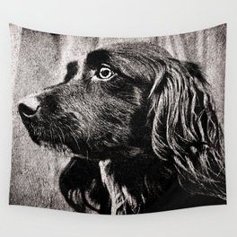 The Best Friends - Waiting Wall Tapestry