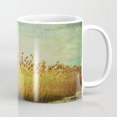 Winter Gold Mug