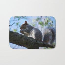 Athens' Squirrel Bath Mat