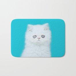 Lord Aries Cat - Photography 001 Bath Mat