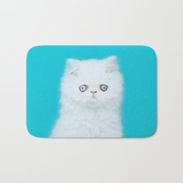 Lord Aries Cat - Photography 001 Bath Mat