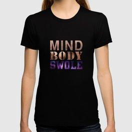 Mind, Body, & Swole T-shirt