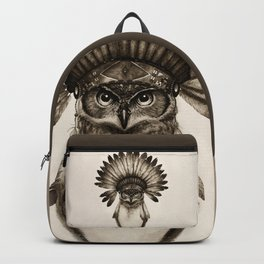 Owl Cheif Backpack