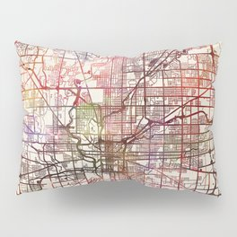 Indianapolis Pillow Sham