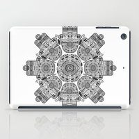 hamsa iPad Cases featuring Hamsa by Paint it graphics