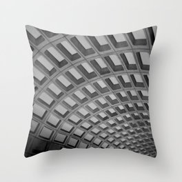 Washington D.C. Throw Pillow