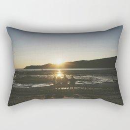 Bic Sunset Rectangular Pillow