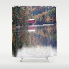 8103 Shower Curtain