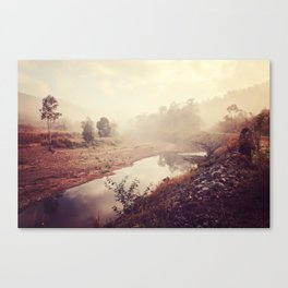 The Unveiling, Mt Ossa Queensland Canvas Print