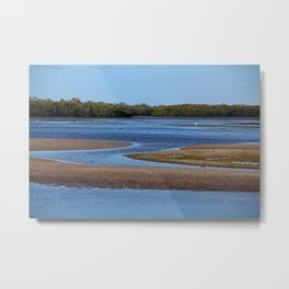 Turn of the Tide Metal Print