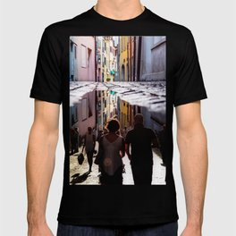A Reflection of City Life by GEN Z T-shirt