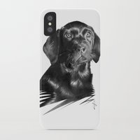 moss iPhone & iPod Cases featuring Moss by Jan Szymczuk