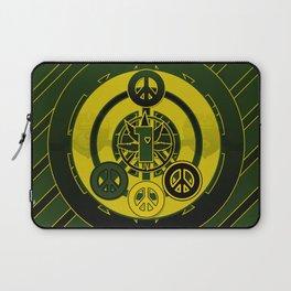 One Love (Green) Laptop Sleeve