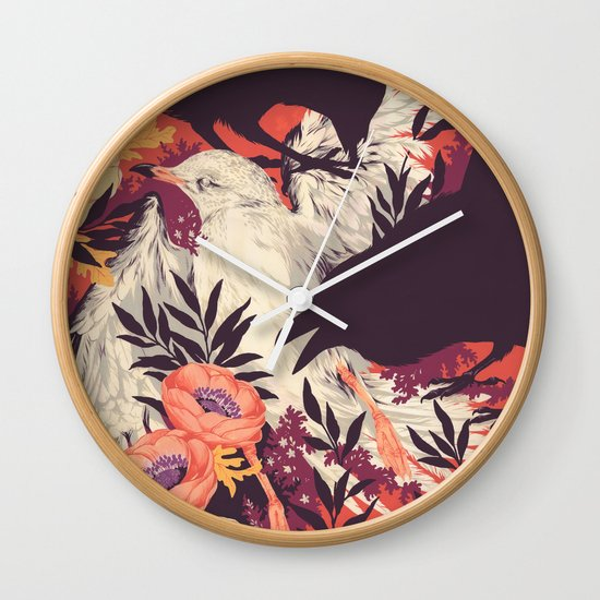 Harbors & G ambits Wall Clock