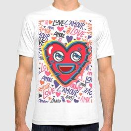 LOVE BEAT T-shirt