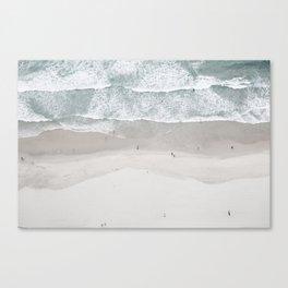 Surfers Paradise: Birds Eye View II Canvas Print