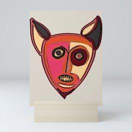 Foxster Mini Art Print