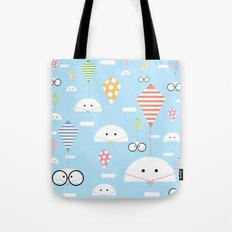 Fly High (Kite) Tote Bag
