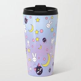 Chibiusa's Pattern Travel Mug