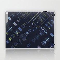 DJ Mixer Laptop & iPad Skin