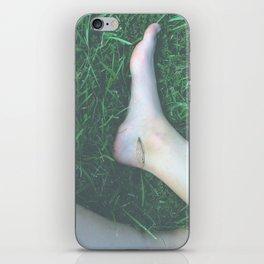 Achilles's Heel iPhone Skin