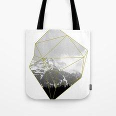 Alps Chunk Tote Bag