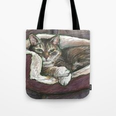 Pet Portrait 1  Tote Bag