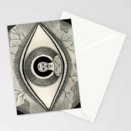 Some Sort of Mystical Explanation Stationery Cards