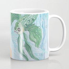 Betta Dance Coffee Mug