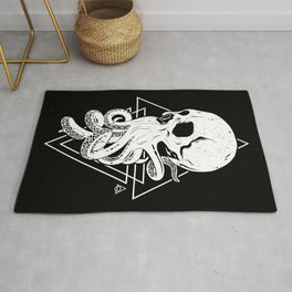 Skulltopus Rug