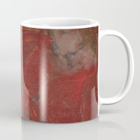 human Mugs featuring human by merry