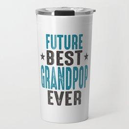 Gift for Grandpop Travel Mug