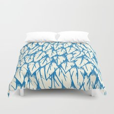 Feathered Fringe Duvet Cover