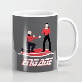 Long Trek to Forever Coffee Mug