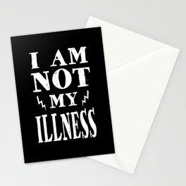 I Am Not My Illness - Print Stationery Cards