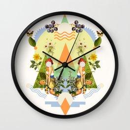 Dreaming of Spring  II Wall Clock