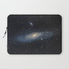 Andromeda galaxy Laptop Sleeve