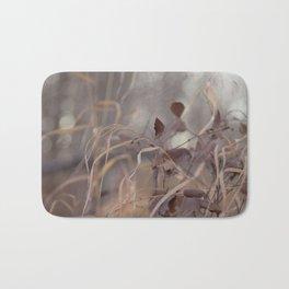 Soft Grass & Leaves Bath Mat