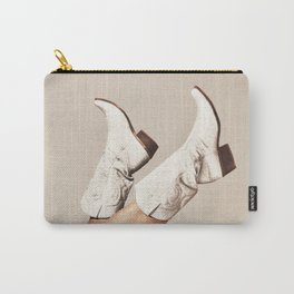 These Boots - Neutral Carry-All Pouch