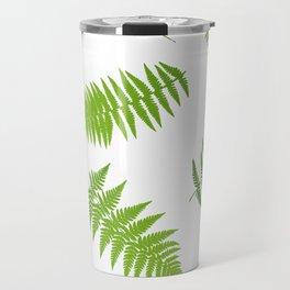 Fern seamless pattern Travel Mug