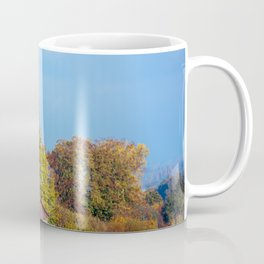 Concept nature : Wood for winter Coffee Mug