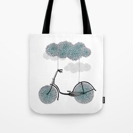 Ride Or Fly Tote Bag