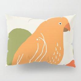 Quirky Australian King Parrot Pillow Sham