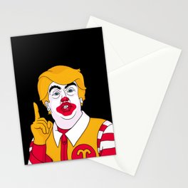 McDonald Trump Stationery Cards