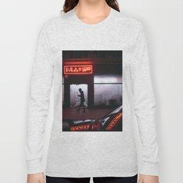 Neon lights of Soho Long Sleeve T-shirt