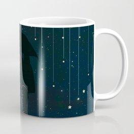 Lluvia de estrellas Coffee Mug