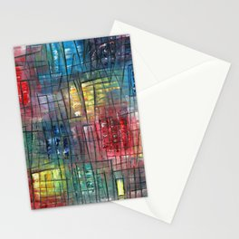 """City Of Color"" Stationery Cards"