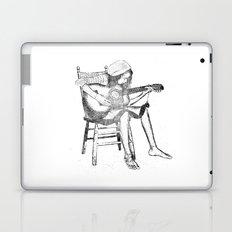 musical solitude Laptop & iPad Skin
