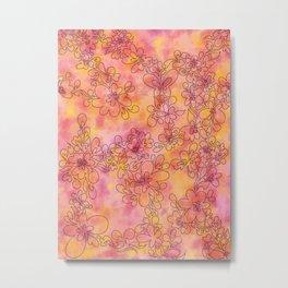 Blossum Metal Print